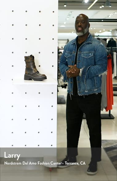 Sarge Buckle Boot, sales video thumbnail