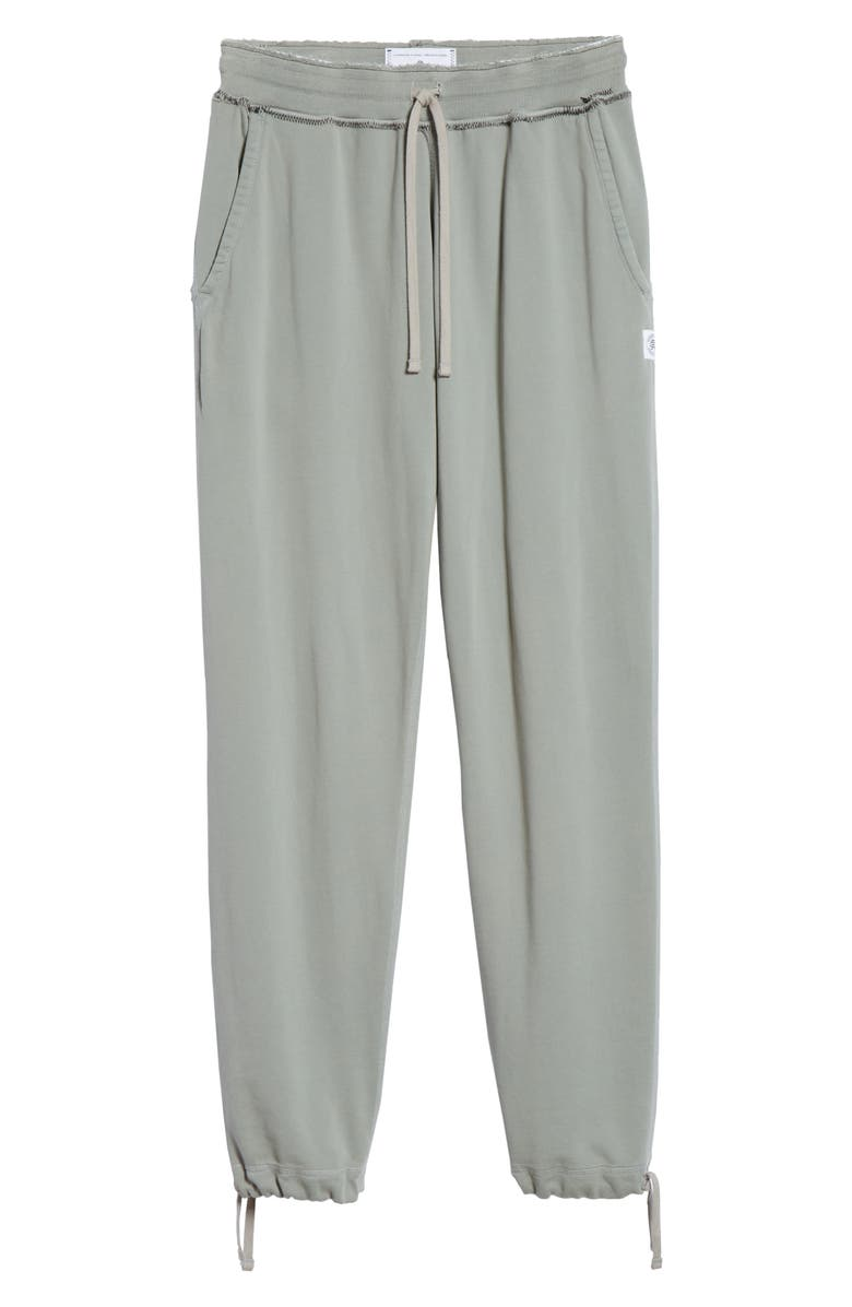 REIGNING CHAMP Relaxed Drawstring Pants, Main, color, 312