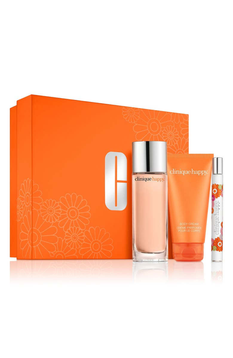 CLINIQUE Perfectly Happy Set, Main, color, 000