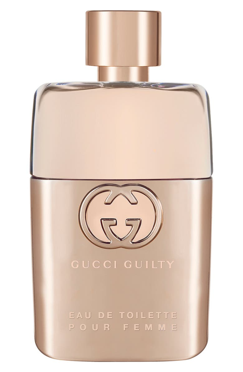 GUCCI Guilty Eau de Toilette for Her, Main, color, NO COLOR