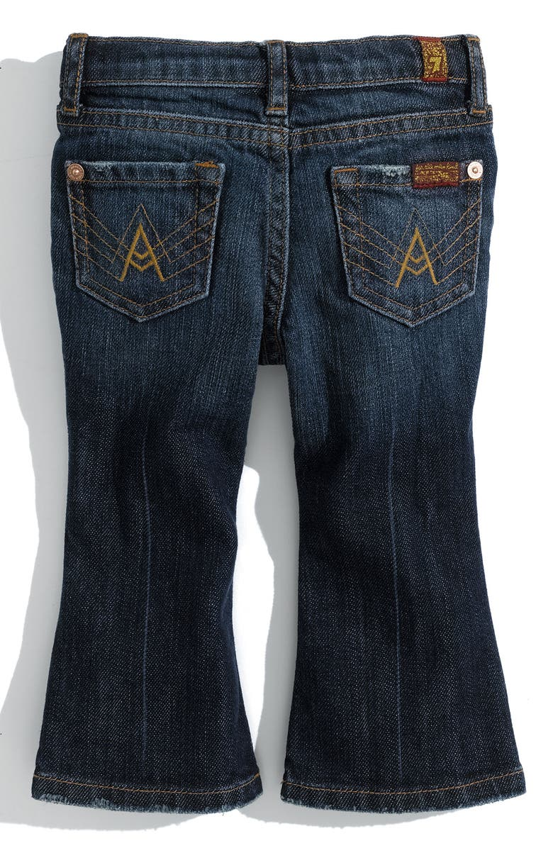 7 FOR ALL MANKIND<SUP>®</SUP> Flare Leg Jeans, Main, color, 400