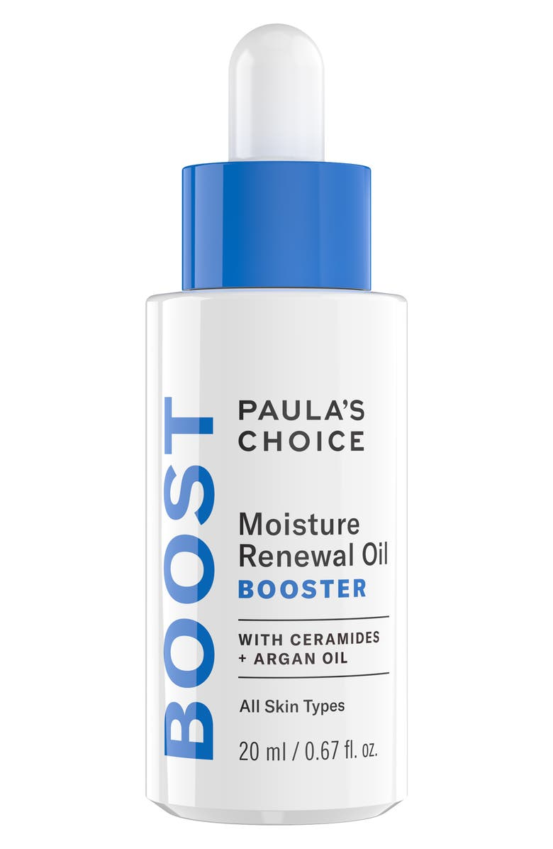PAULA'S CHOICE Moisture Renewal Oil Booster, Main, color, No Color