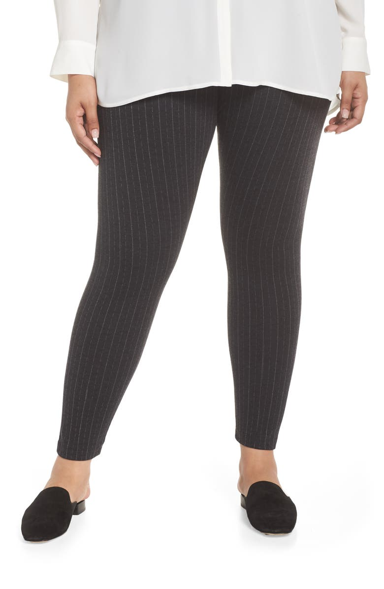 LYSSÉ Center Seam Ponte Leggings, Main, color, 020