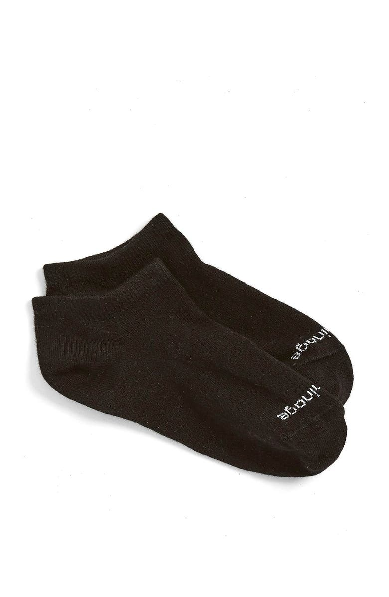 ILUMINAGE Skin Rejuvenating Socks with Anti-Aging Copper Technology - S/M, Main, color, NO COLOR