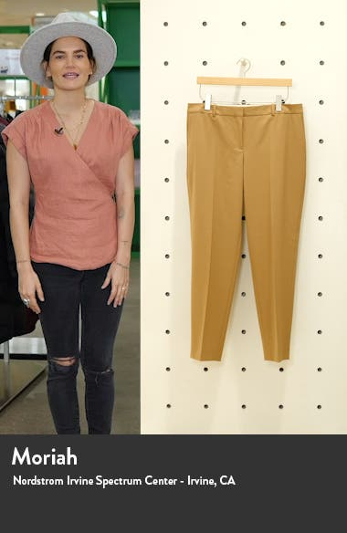 Tocanes Stretch Wool Trousers, sales video thumbnail