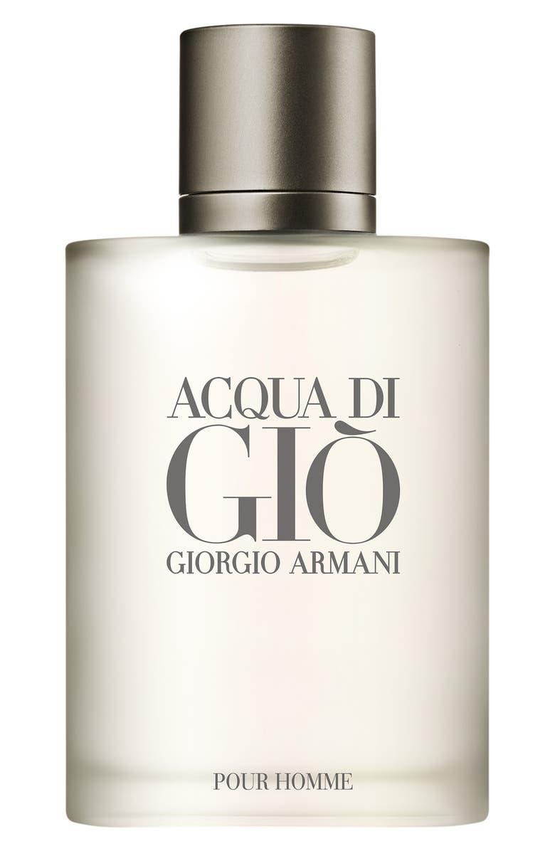 GIORGIO ARMANI Acqua di Giò pour Homme Eau de Toilette, Main, color, NO COLOR