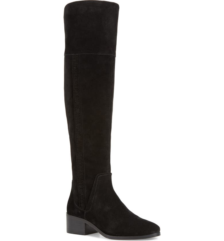 VINCE CAMUTO Kochelda Over the Knee Boot, Main, color, 001