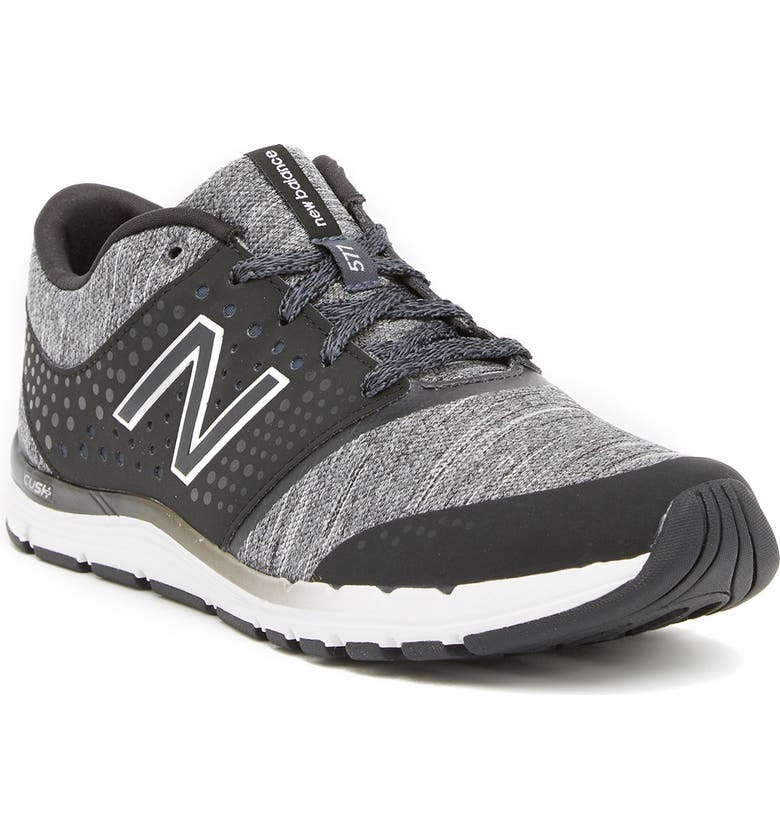 NEW BALANCE 577 Training Sneaker - Wide Width Available, Main, color, BLACK
