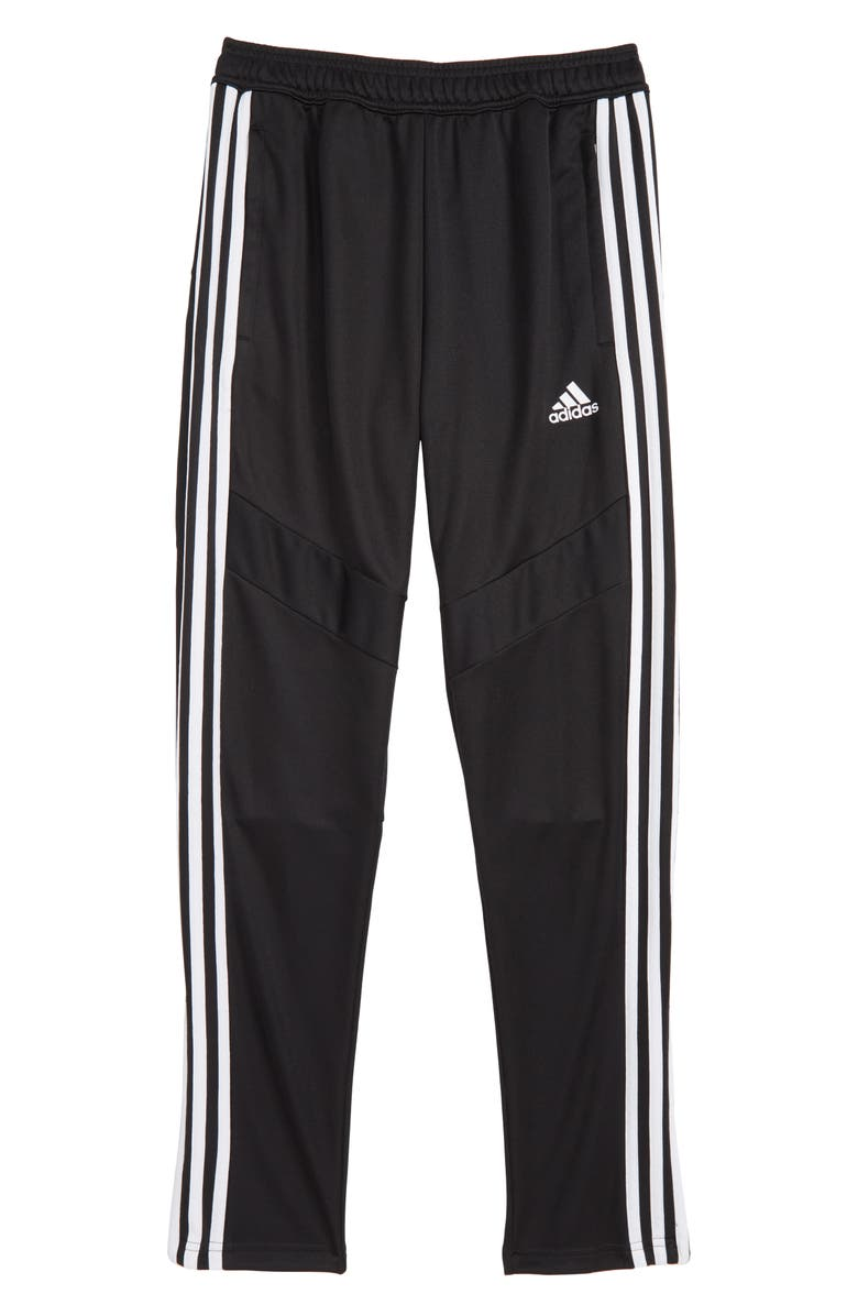 ADIDAS Kids' Tiro19 Track Pants, Main, color, BLACK / WHITE