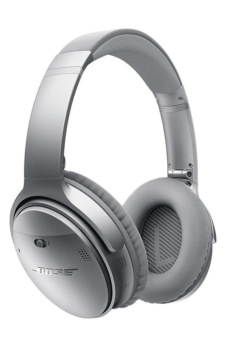 BOSE<SUP>®</SUP> QuietComfort<sup>®</sup> 35 Acoustic Noise Cancelling<sup>®</sup> Bluetooth<sup>®</sup> Headphones, Main, color, 040