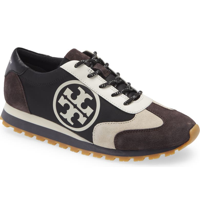 TORY BURCH Leigh Trainer Sneaker, Main, color, 004