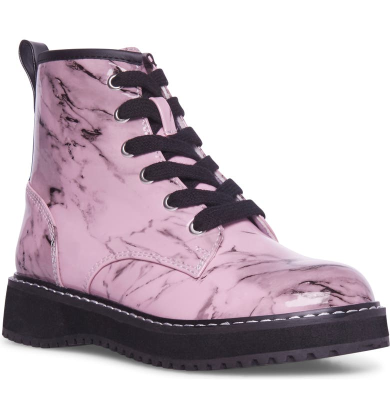 STEVE MADDEN Tory Boot, Main, color, BLUSH MARBLE