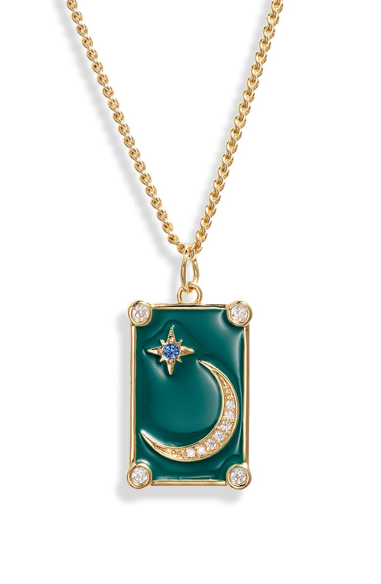 NORDSTROM Protective Pendant Necklace, Main, color, 301