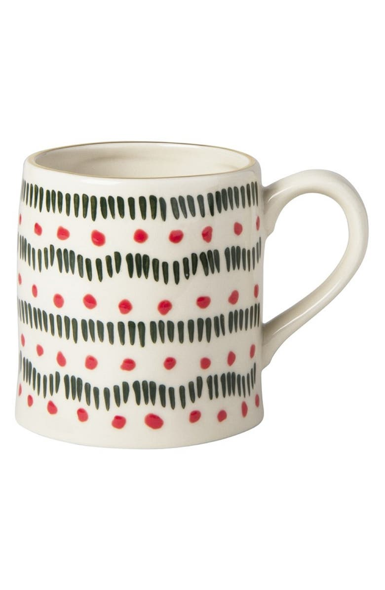 TAG Joyful Garland Mug, Main, color, 100
