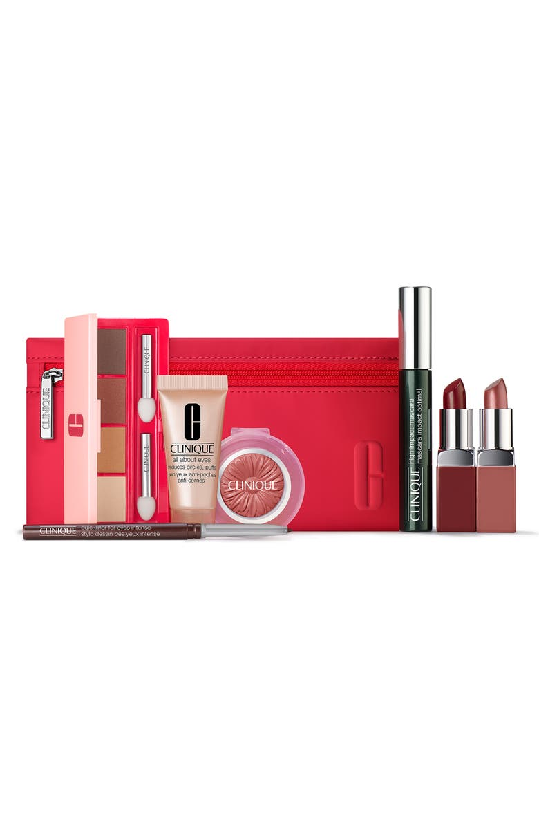 CLINIQUE From Daylight to Date Night Set, Main, color, NO COLOR