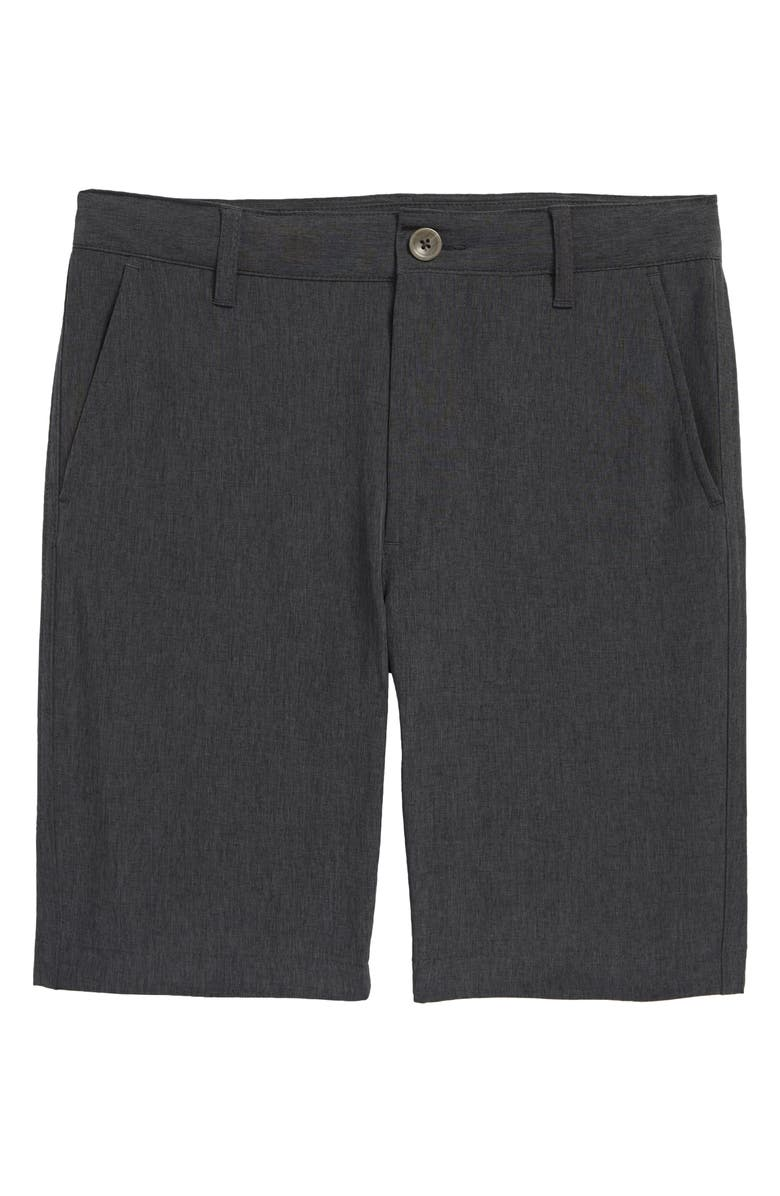 NORDSTROM Kids' Performance Chino Shorts, Main, color, 022