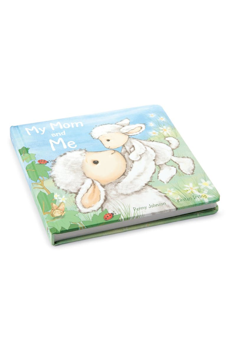 JELLYCAT 'My Mom and Me' Book, Main, color, 960