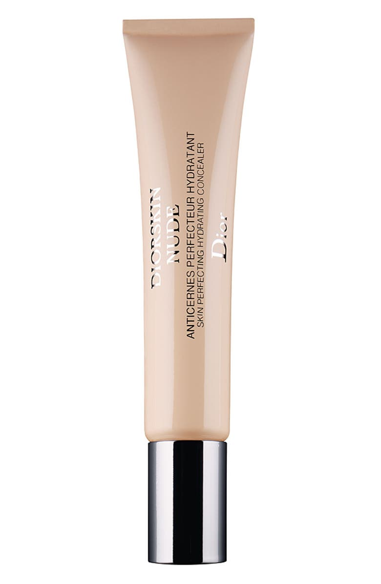 DIOR 'Diorskin - Nude' Skin Perfecting Hydrating Concealer, Main, color, 001