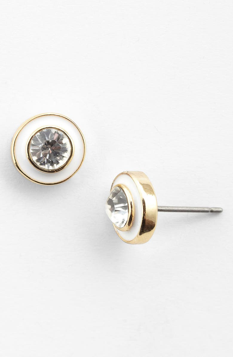 GIVENCHY 'Harvest' Stud Earrings, Main, color, 100