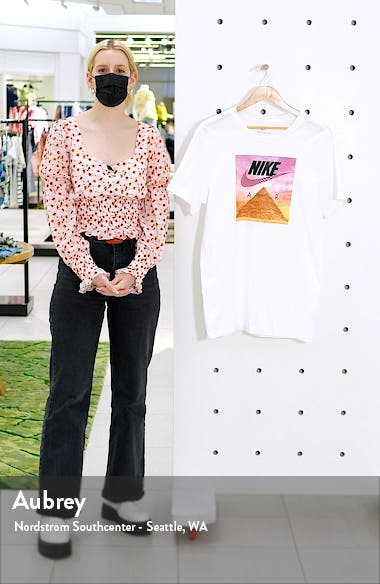 Sportswear Festival Photo Graphic Tee, sales video thumbnail
