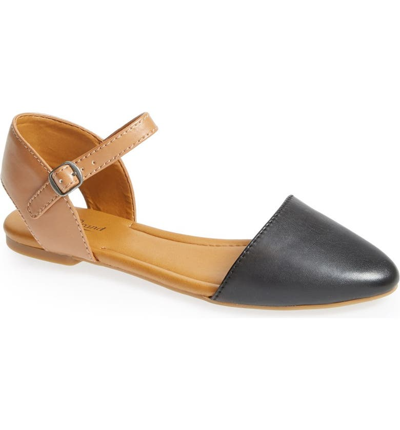 LUCKY BRAND 'Abbee' d'Orsay Flat, Main, color, 005