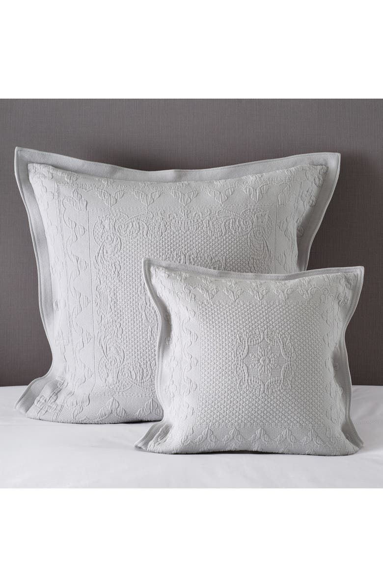 THE WHITE COMPANY Vintage Etienne Cushion Cover, Main, color, 020
