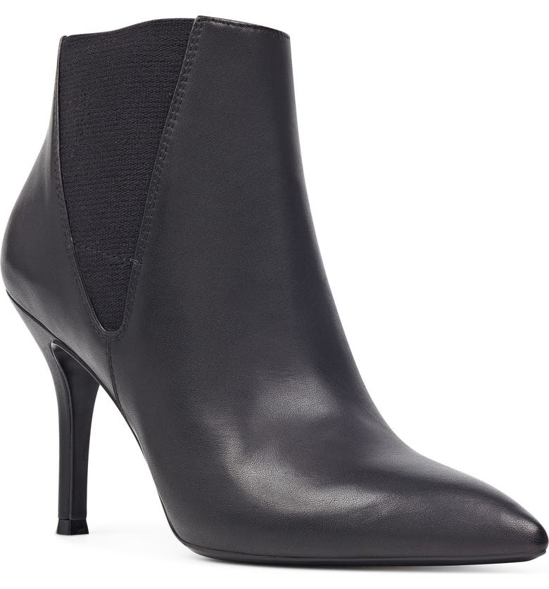 NINE WEST Pointy Toe Bootie, Main, color, 960