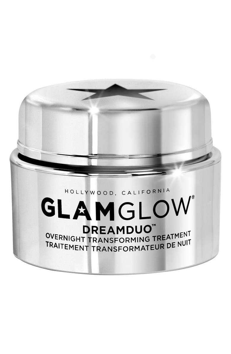 GLAMGLOW<SUP>®</SUP> DREAMDUO<sup>™</sup> Overnight Transforming Treatment, Main, color, No Color