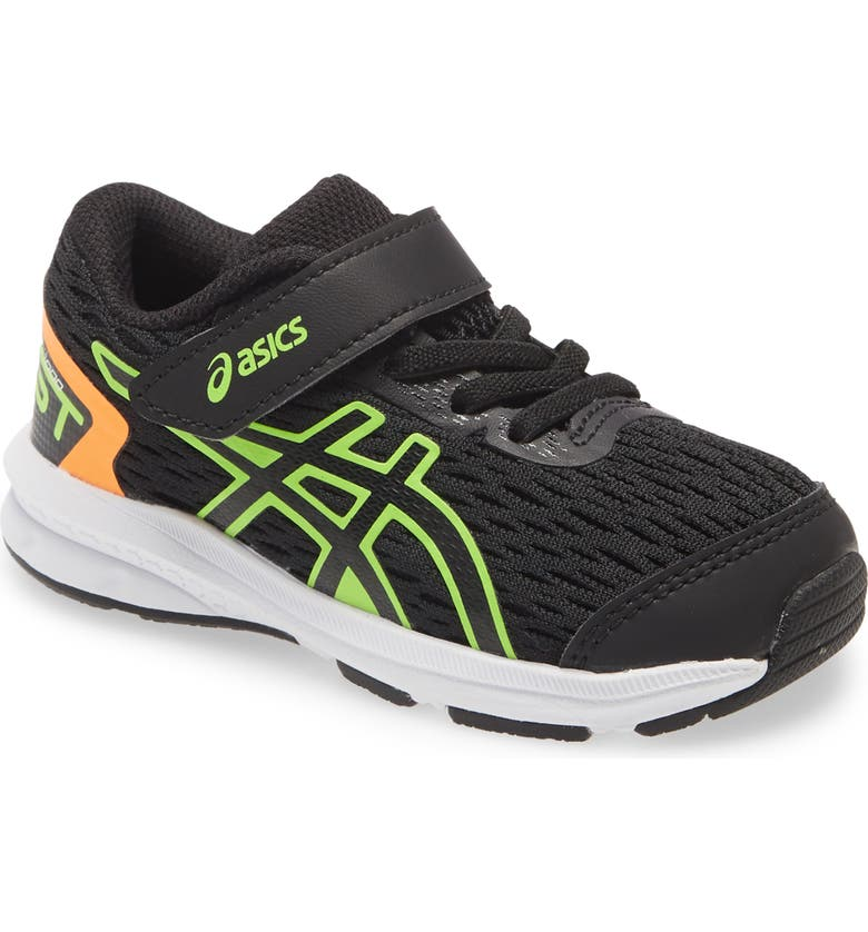 ASICS<SUP>®</SUP> GT-1000 9 TS Sneaker, Main, color, BLACK/ GREEN GECKO