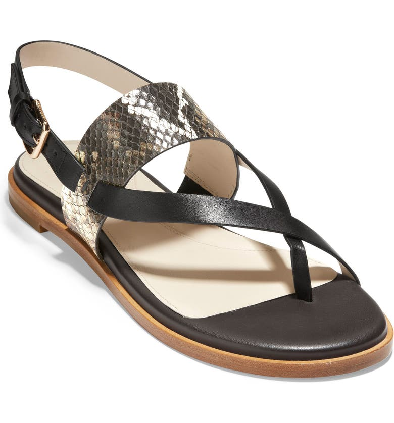 COLE HAAN Anica Sandal, Main, color, 002