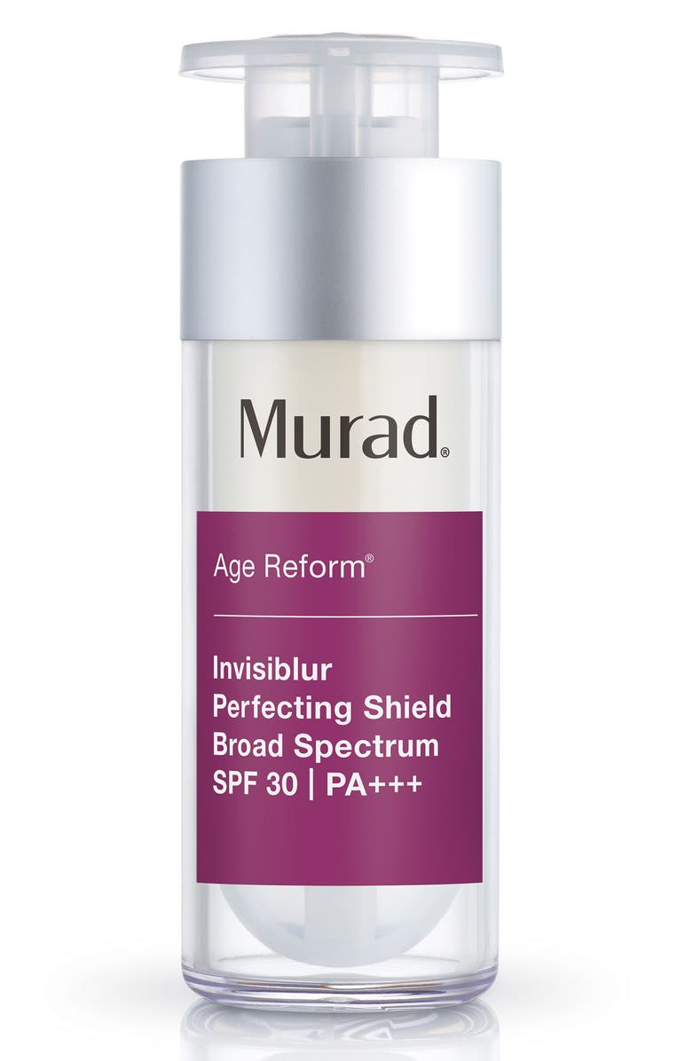 MURAD<SUP>®</SUP> 'Invisiblur<sup>™</sup>' Perfecting Shield Broad Spectrum SPF 30 PA+++, Main, color, 000