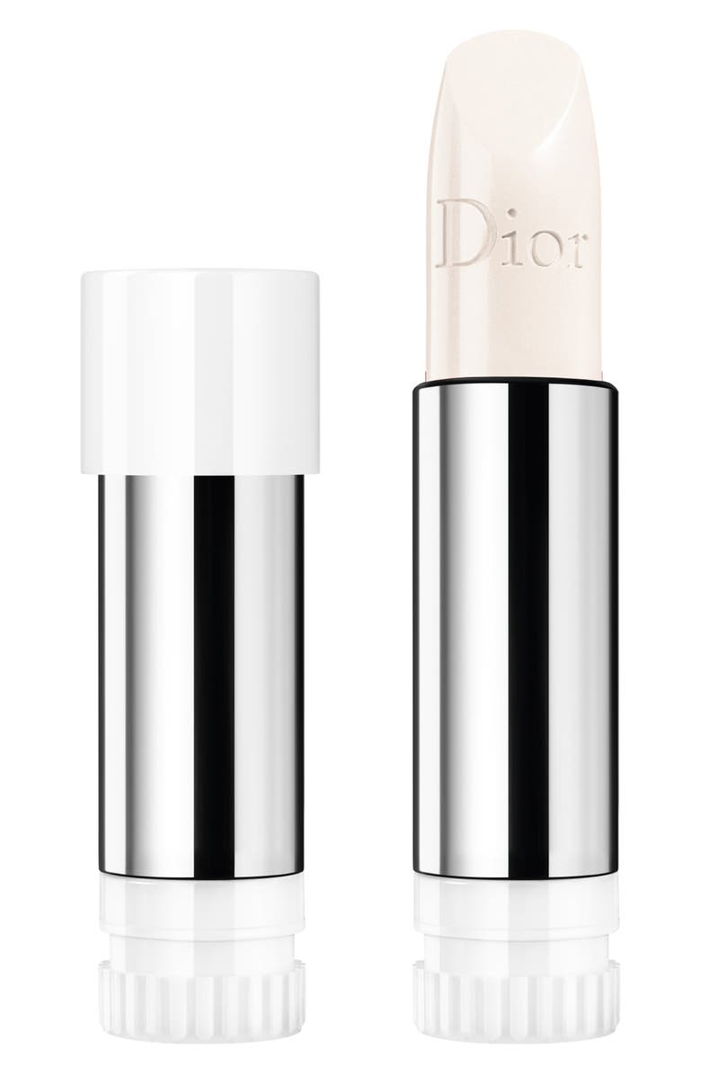 DIOR Rouge Dior Lip Balm Refill, Main, color, 100 DIORNATURAL