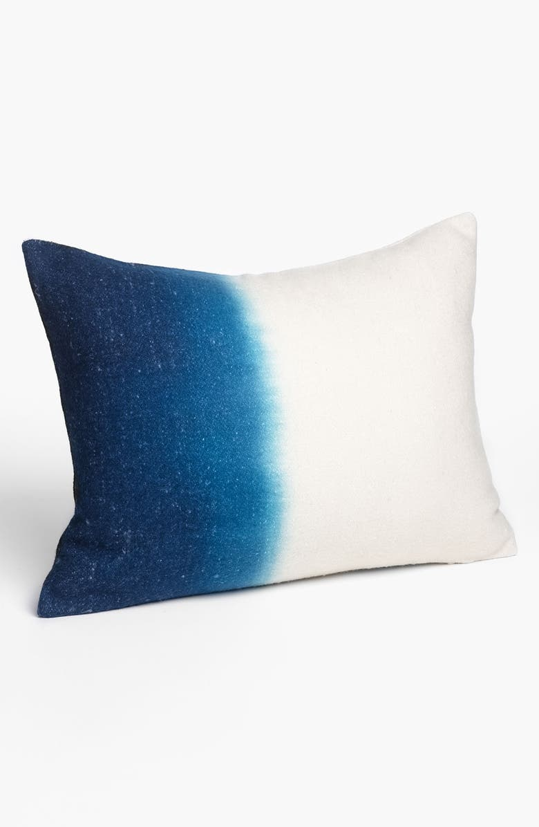 DIANE VON FURSTENBERG Ombré Wool Pillow, Main, color, 450