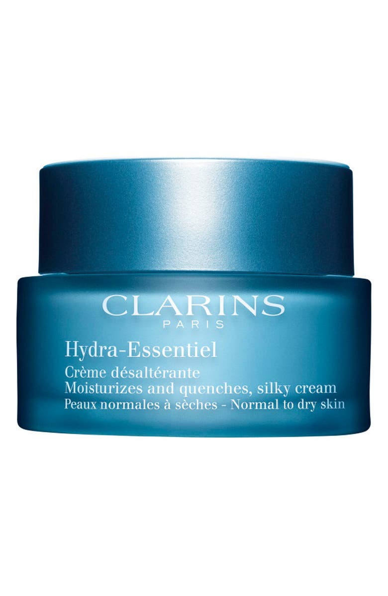 CLARINS Hydra-Essentiel Silky Cream, Main, color, No Color