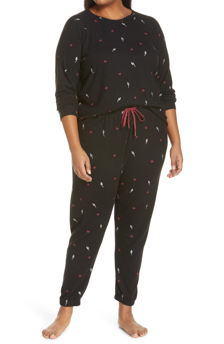 PJ SALVAGE Peachy Pajamas, Main, color, 001