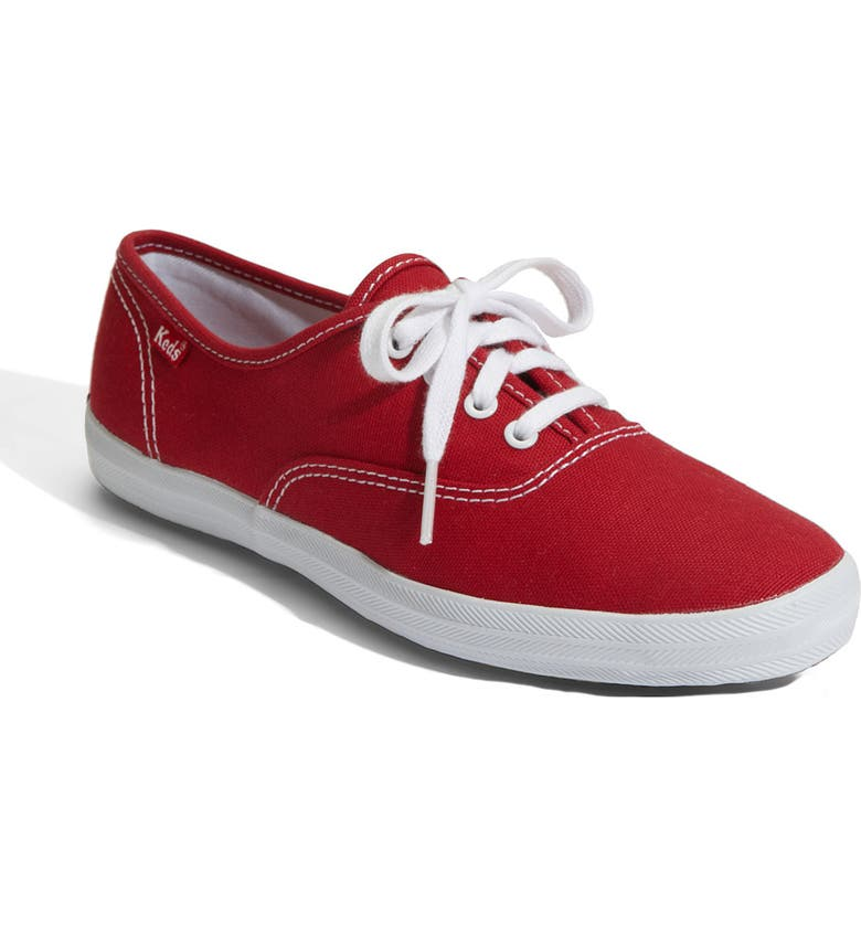 KEDS<SUP>®</SUP> 'Champion' Canvas Sneaker, Main, color, 600