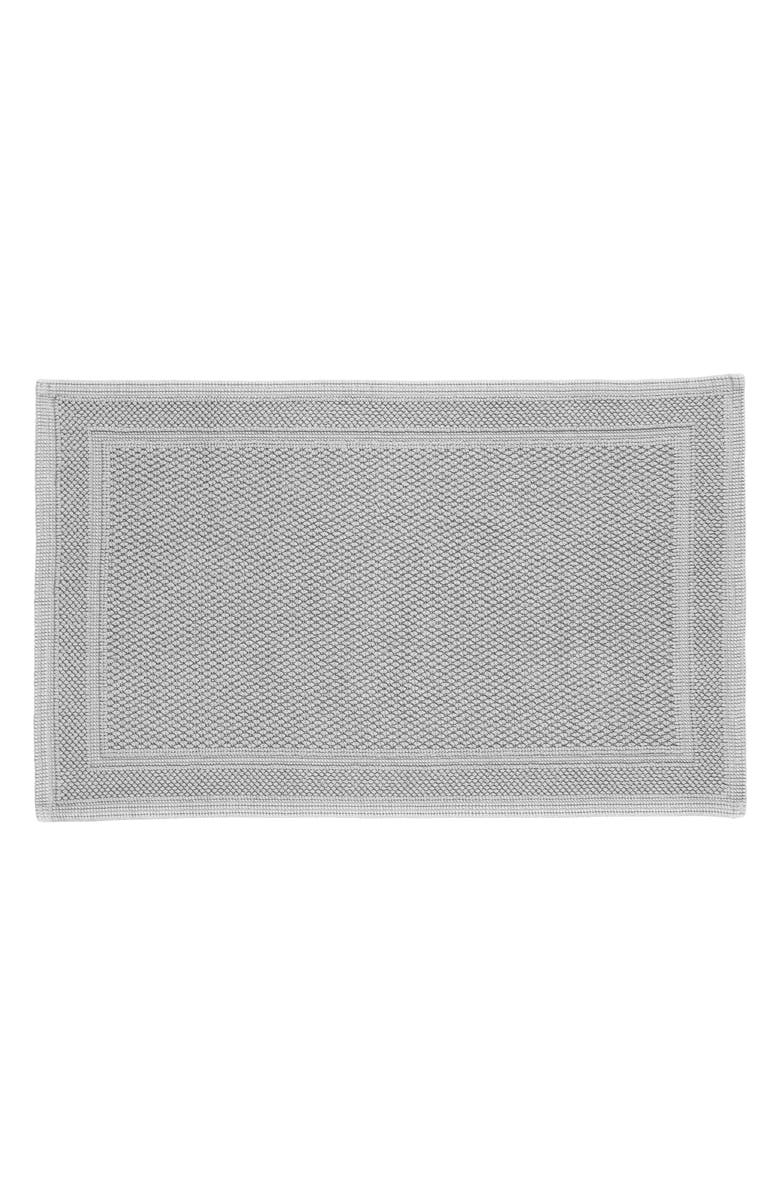 KASSATEX Athens Bath Rug, Main, color, ALUMINUM