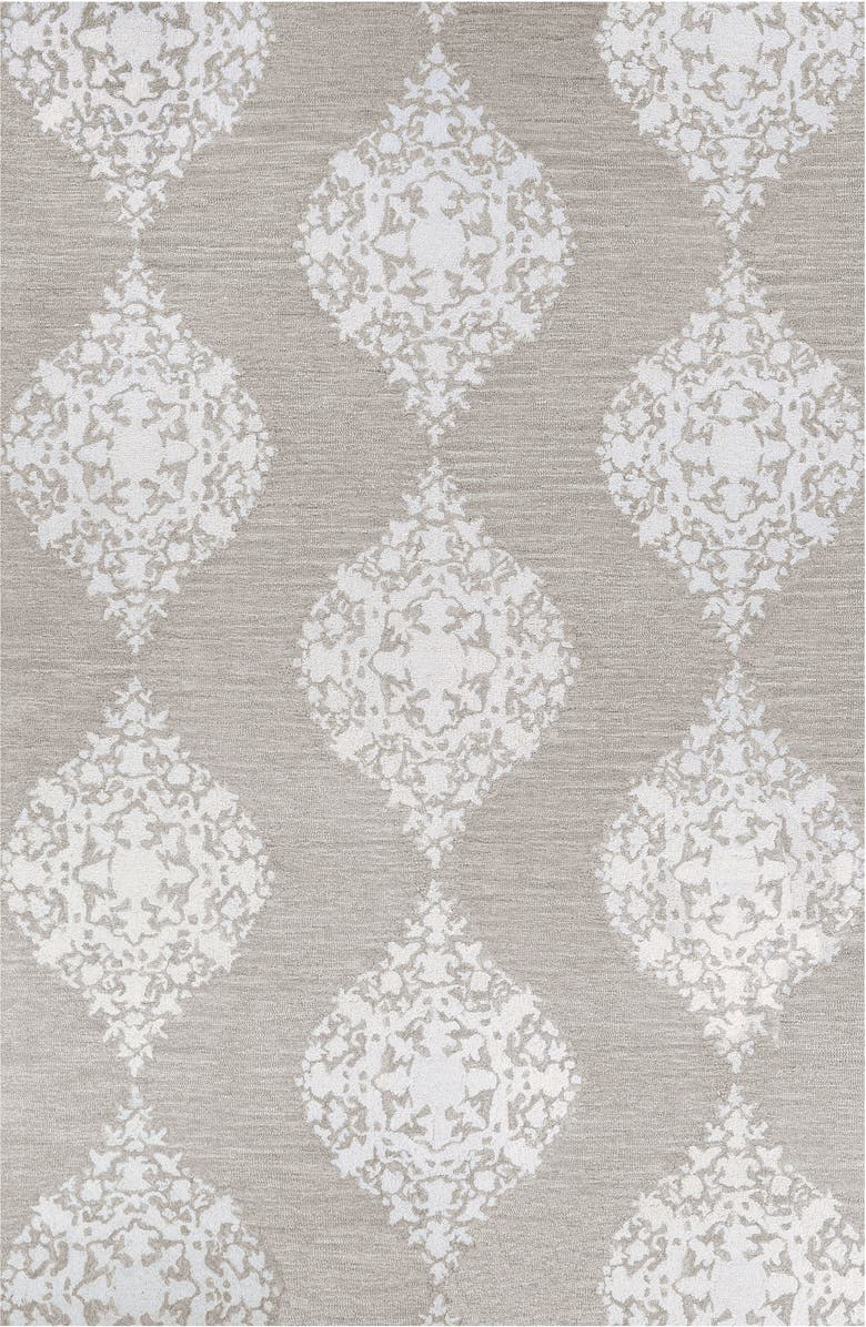 COURISTAN Crawford Ornament Rug, Main, color, NATURAL/ IVORY