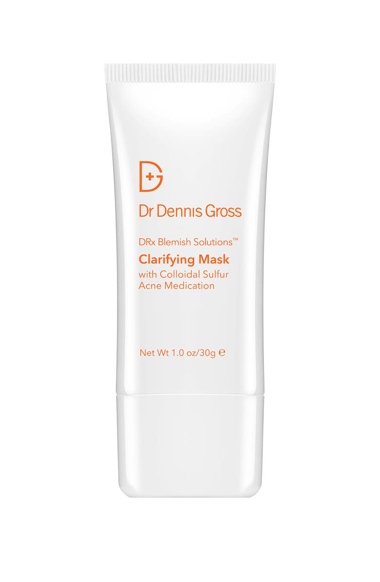 DR. DENNIS GROSS Skincare DRx Blemish Solutions<sup>™</sup> Clarifying Mask, Main, color, NO COLOR