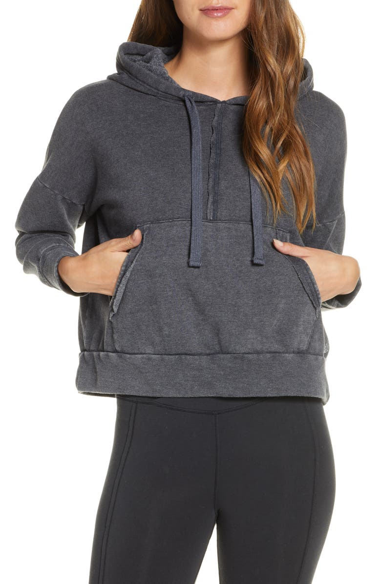FREE PEOPLE FP MOVEMENT Work It Out Hoodie, Main, color, NO_COLOR