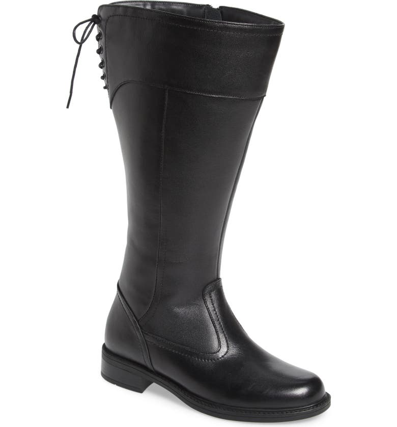 DAVID TATE Vermont Knee High Boot, Main, color, 001
