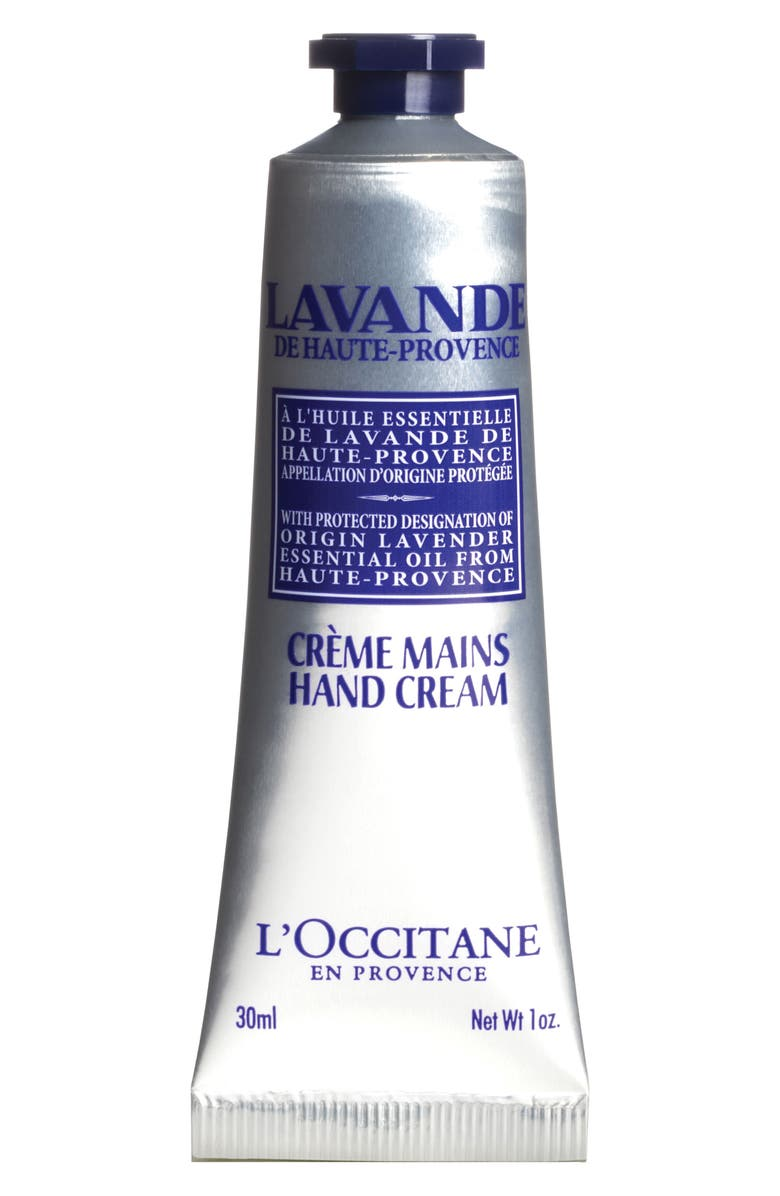 L'OCCITANE Lavender Hand Cream, Main, color, No Color