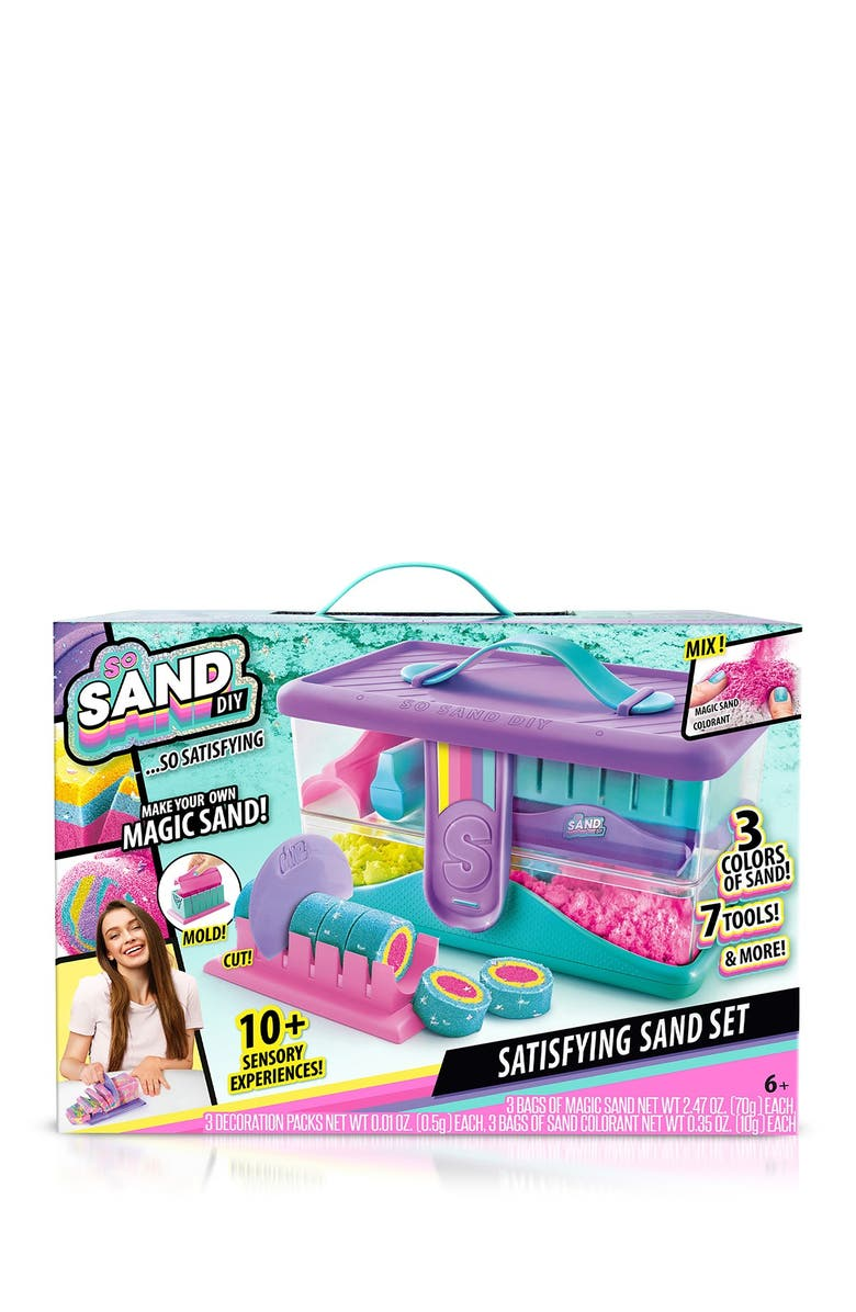 LICENSE 2 PLAY So Sand Kit Case, Main, color, NONE