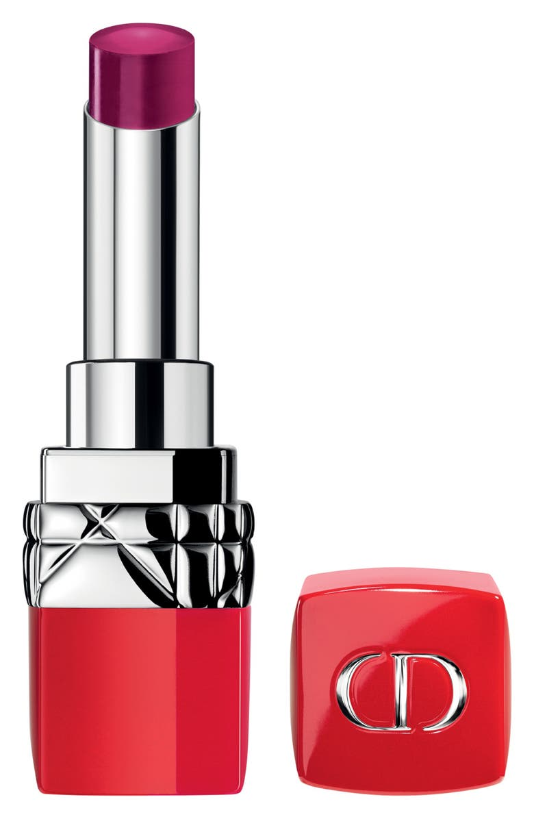 DIOR Rouge Dior Ultra Rouge Pigmented Hydra Lipstick, Main, color, 870 ULTRA PULSE