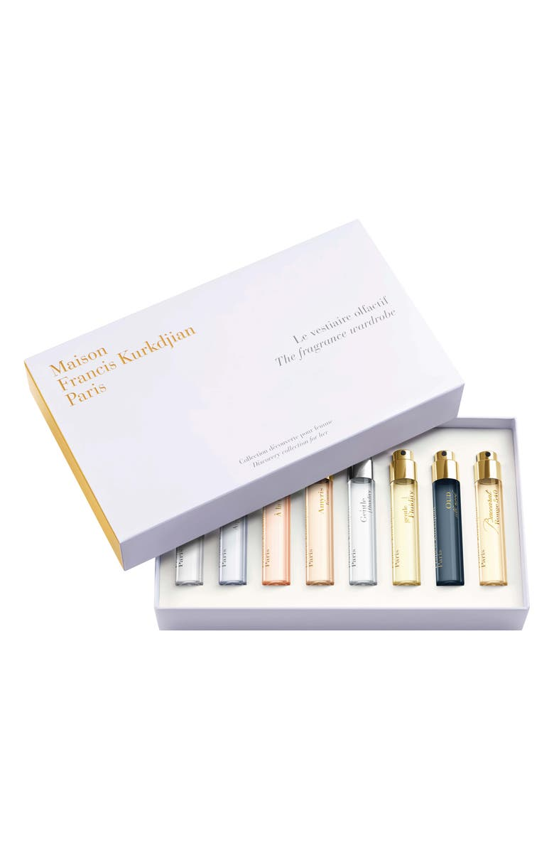 MAISON FRANCIS KURKDJIAN PARIS For Her Fragrance Wardrobe, Main, color, NO COLOR