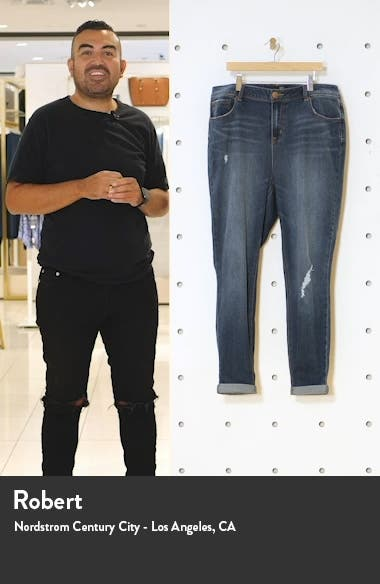 Baby Roll Cuff Skinny Jeans, sales video thumbnail
