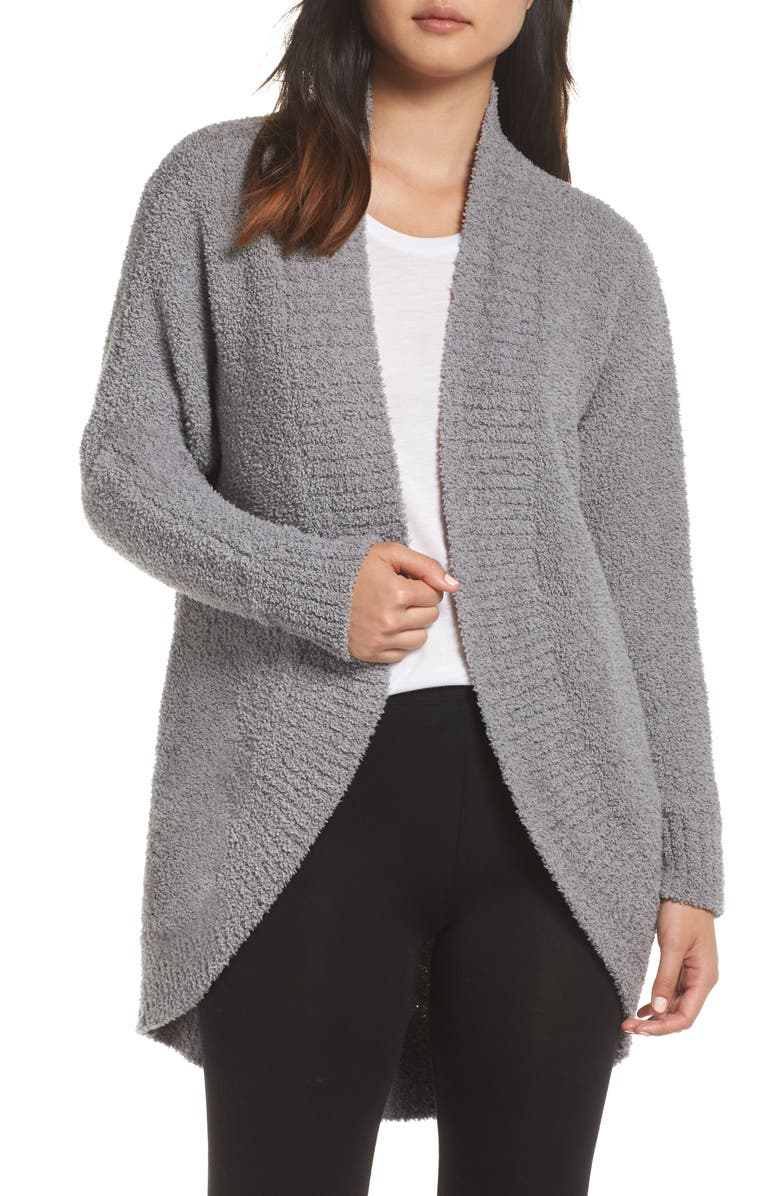 UGG<SUP>®</SUP> Fremont Cardigan, Main, color, GREY