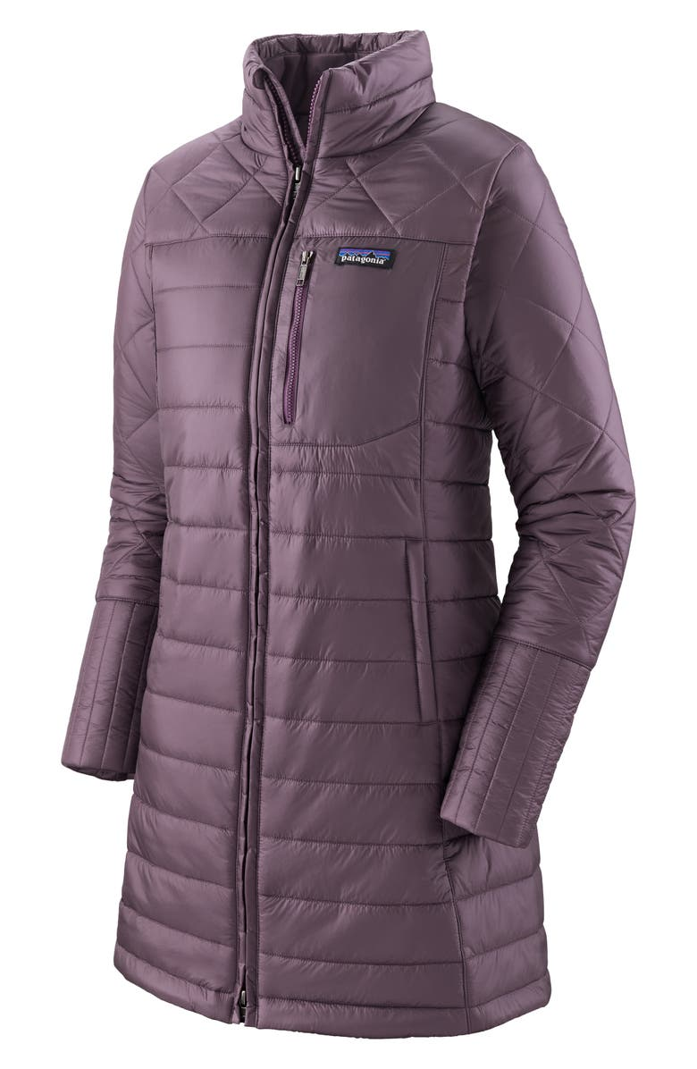 PATAGONIA Radalie Water Repellent Insulated Parka, Main, color, HYSSOP PURPLE