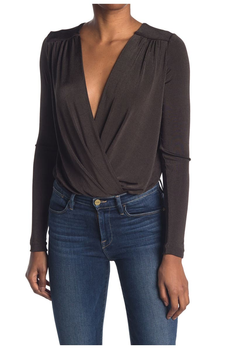 FREE PEOPLE Turnt Bodysuit, Main, color, 301