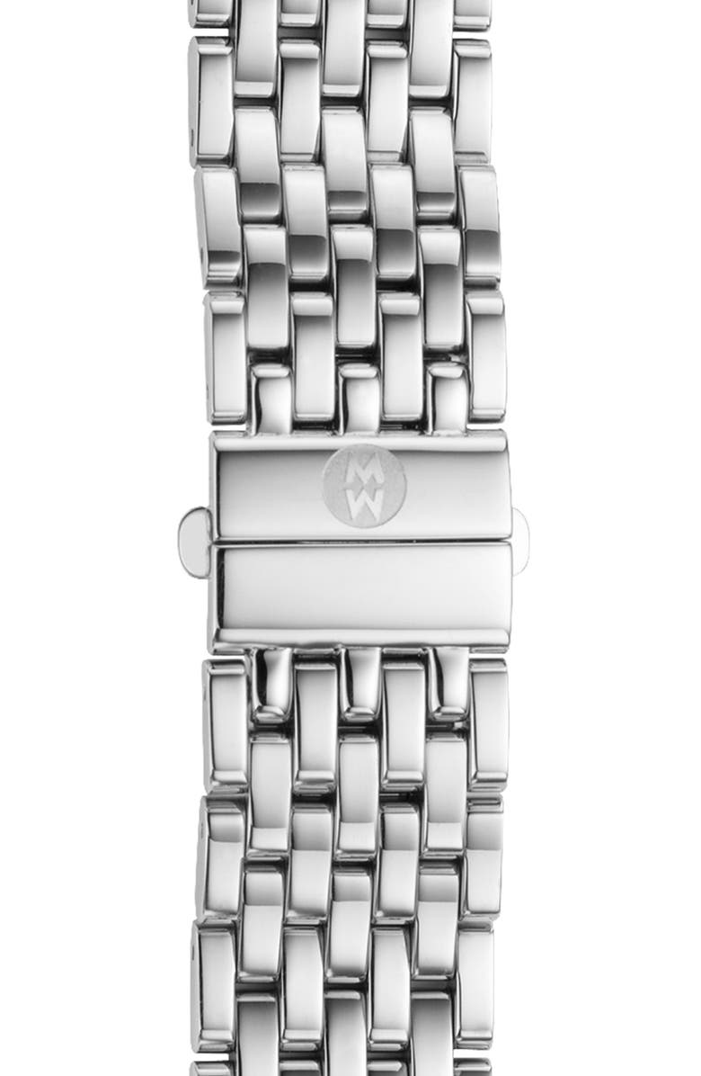 MICHELE Deco 16 16mm Bracelet Watchband, Main, color, 040